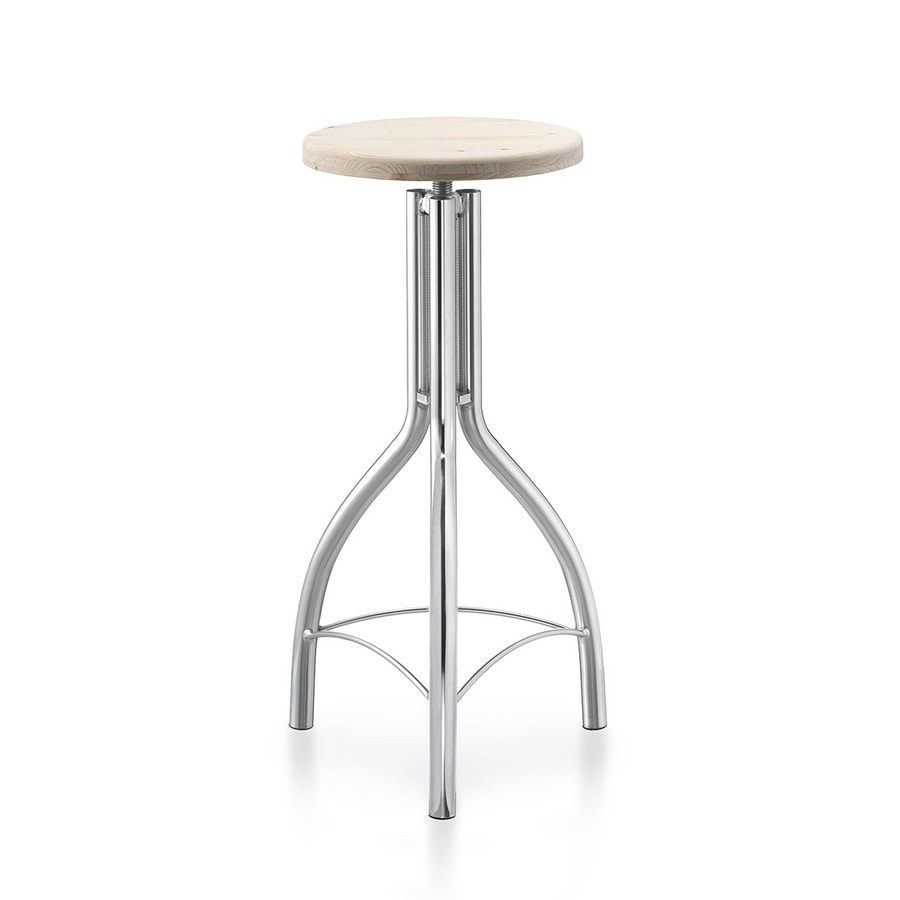 Shabby, Contemporary industrial style stool