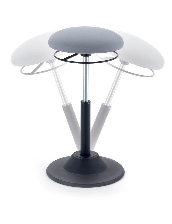UF 570, Stool with swing system