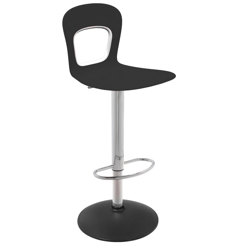Blog Stool UPH 145 A, Barstool with metal frame, for hotel and bar