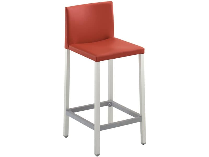 Milano 60, Simple metal stool for bars and pubs