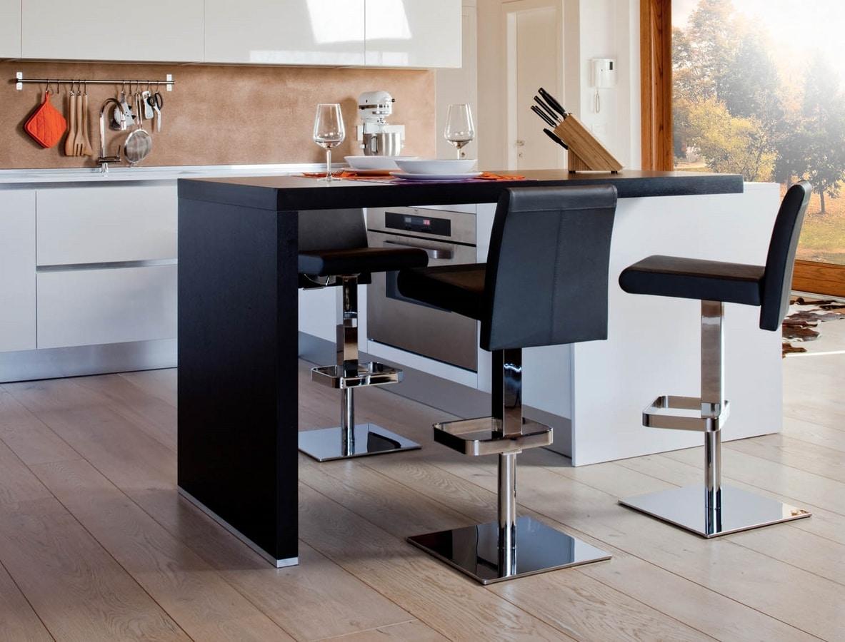 Rialto SG, Height-adjustable stool