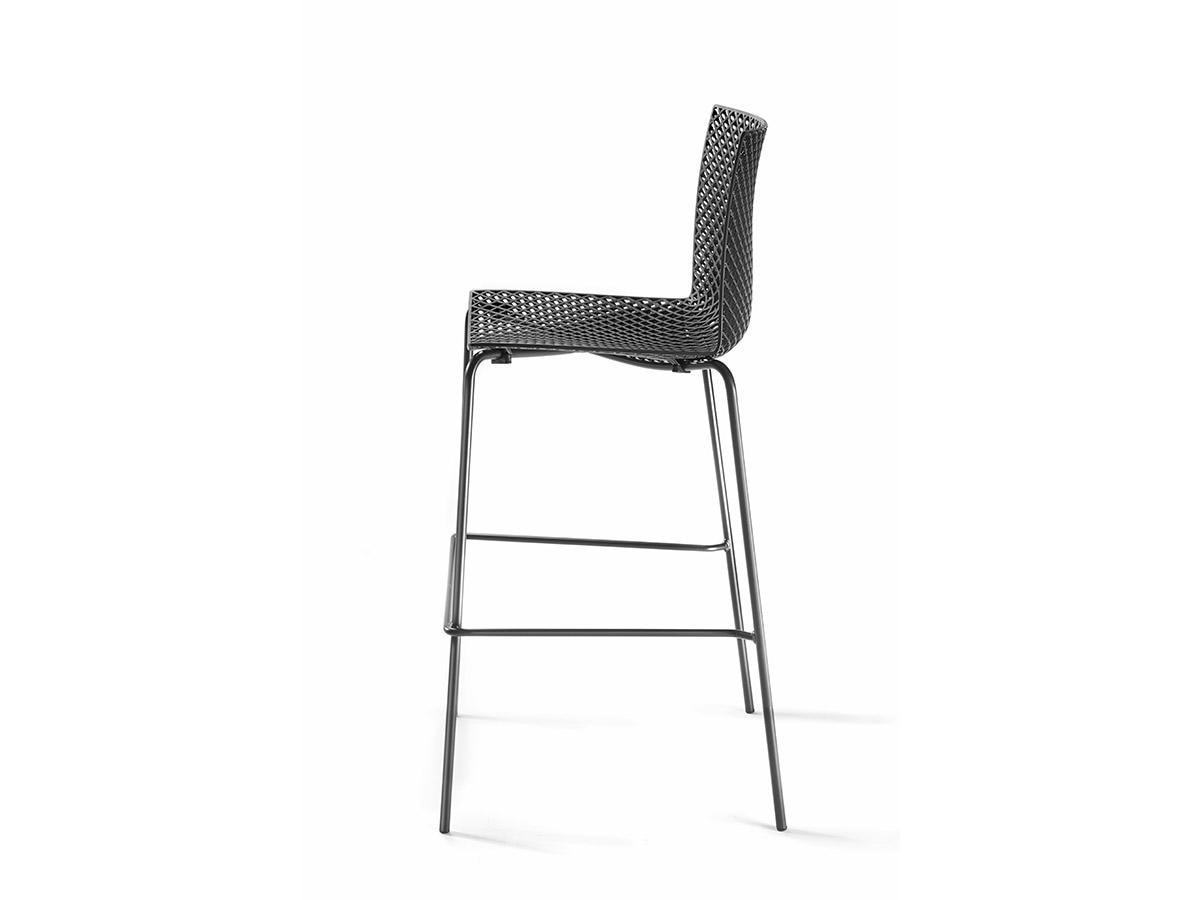 Fuller 65/75, Stool with perforated shell