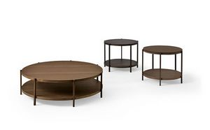 Farnsworth A, Low design tables for Living room