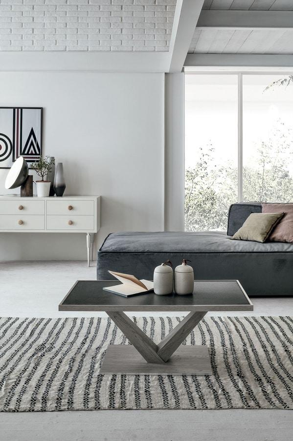 KIRA TL537, Modern coffee table for living room