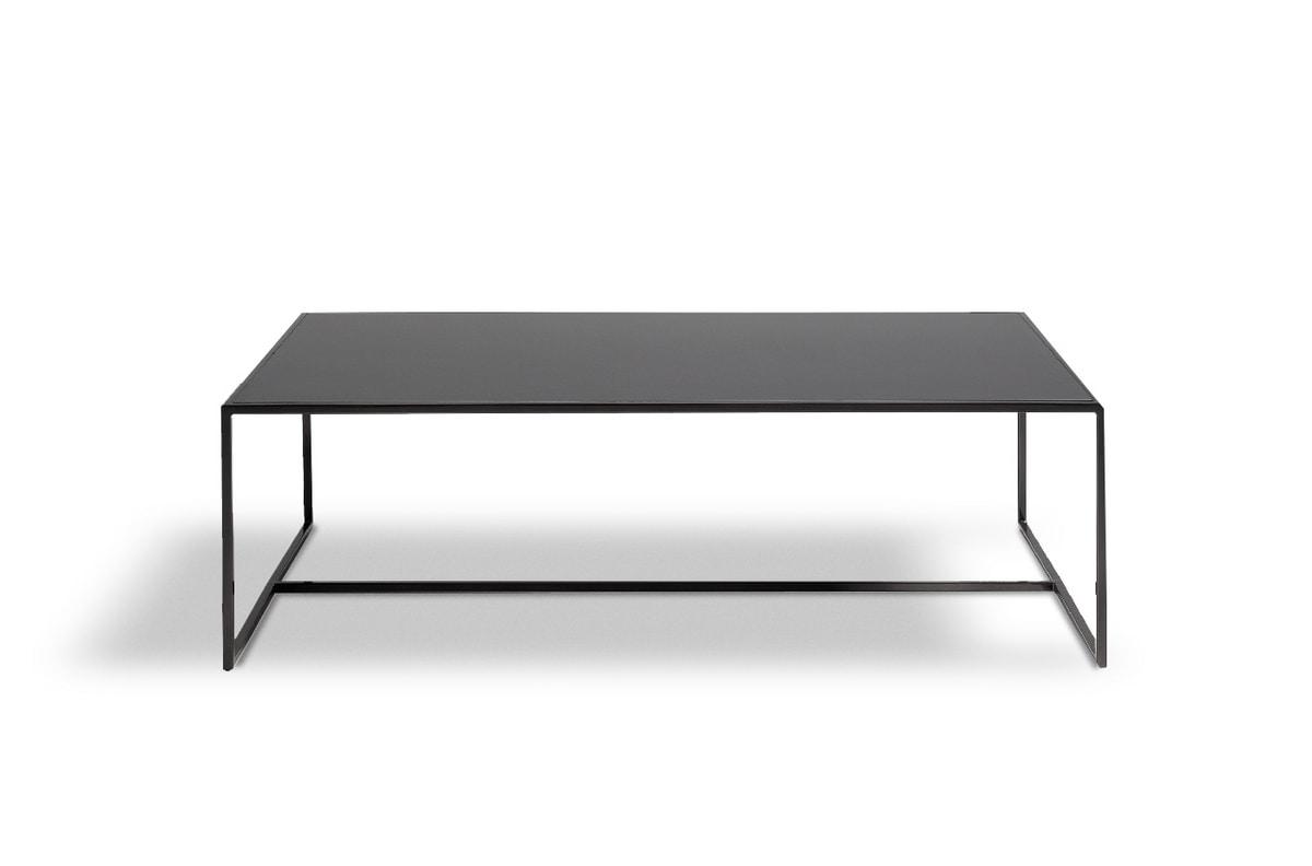 Skyline, Minimal design coffee table