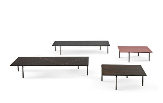 Taylor coffee table, Coffee tables with a refined design