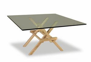 Leonardo 5709/F, Table with interlocking legs