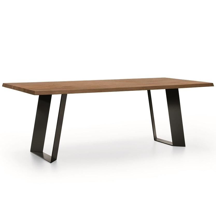 Bridge-U, Modern, fixed and extendable table