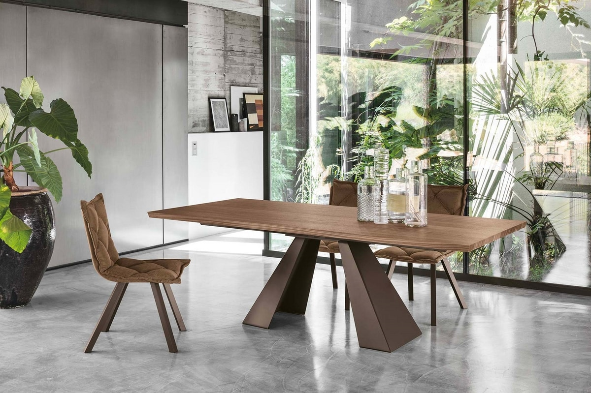 TAURUS 230 TP167, Rectangular dining table