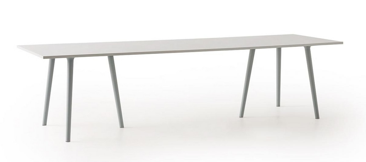 Agile, Rectangular laminate table