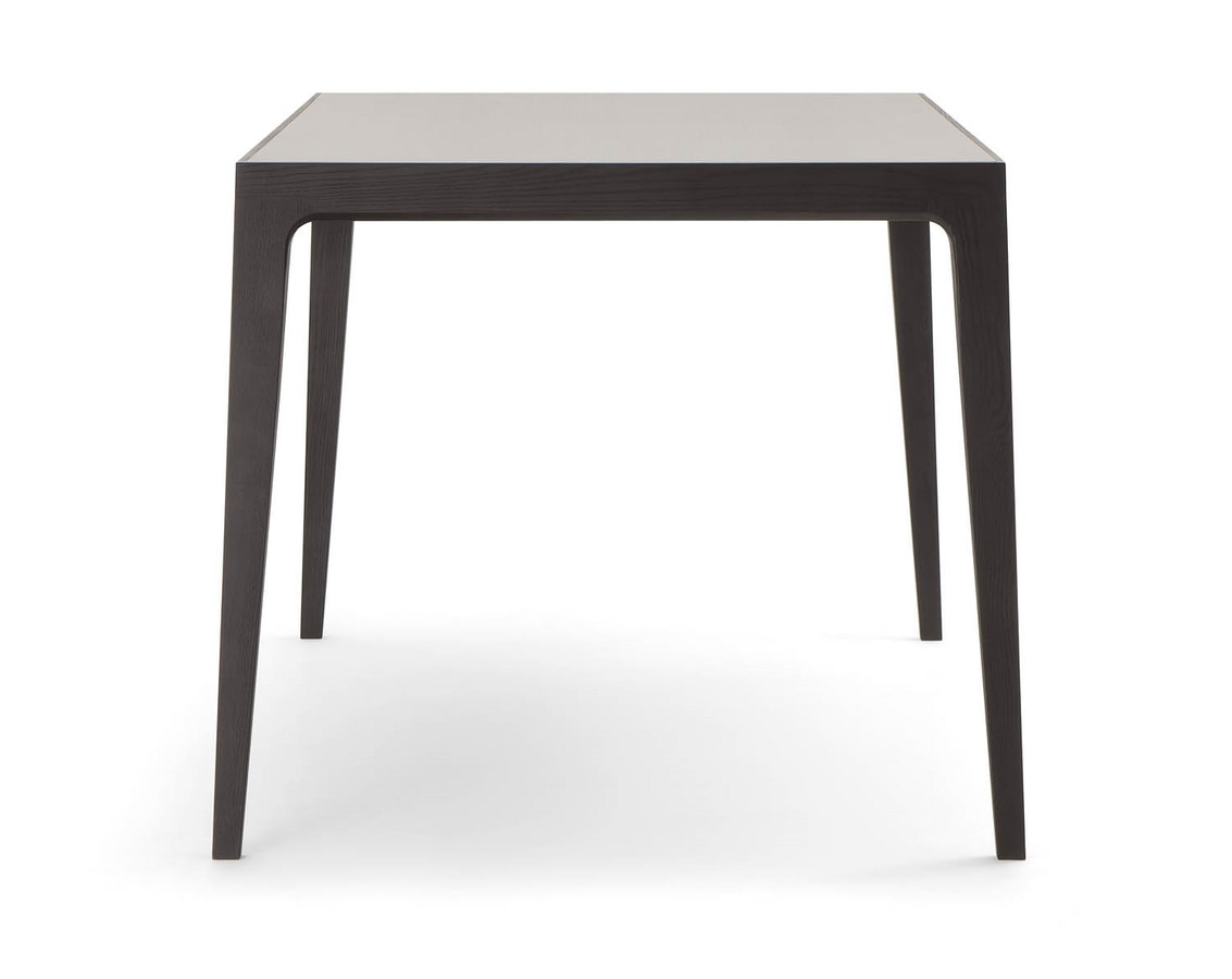 COCÒ TABLE 040 G, Wooden table, with a minimal design