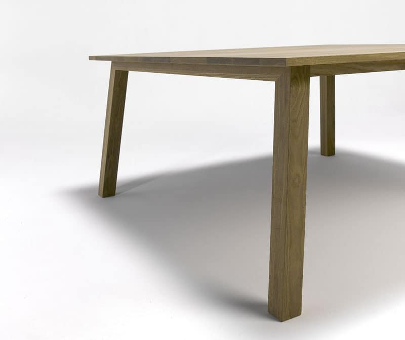 Oxton, Wooden table for dining room