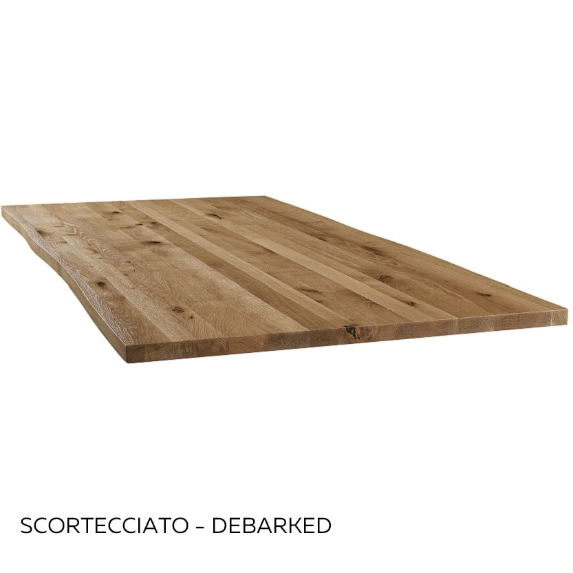 Prosit-U, Table with simple but resistant wooden base