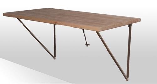 E Saving Foldaway Table Idfdesign