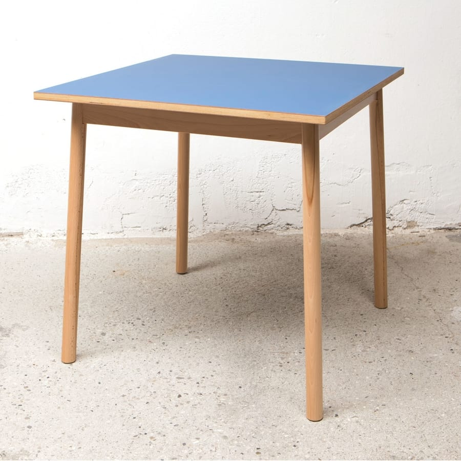 Table BOLZ 80x80 cm, Square table at outlet price