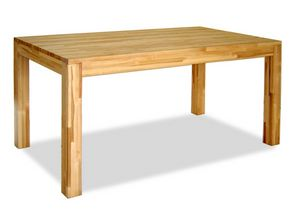 Table with wooden top, Table with wooden top
