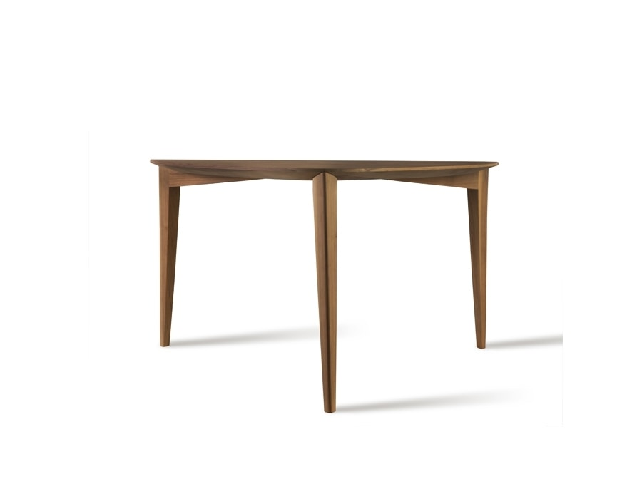 Trident 5712/F, Wooden table with triangular top