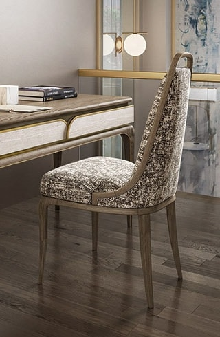 Alexander Art. A13, Elegant and sophisticated looking chair