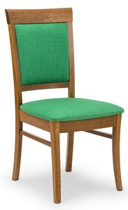 Anna UPH, Upholstered wooden chair