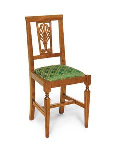 Art. 137, Classic chair, with stuffed seat