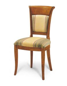 Art. 154, Padded chair for classic style dining room
