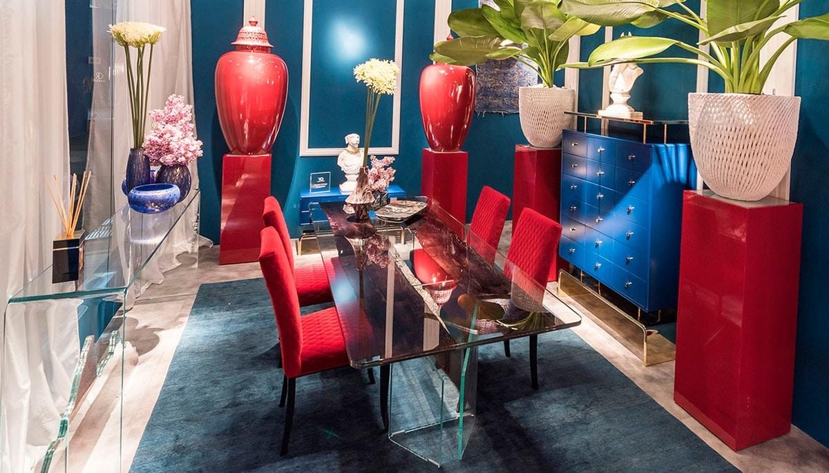 Audrey, Elegant dining chair