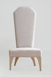 BS375S - Chair, Imperial chair upholstered in fabric