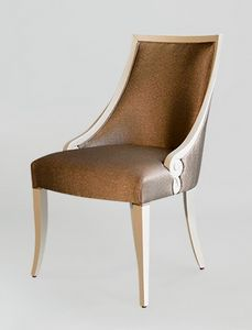 BS421A - Chair, Upholstered chair