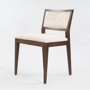 BS513S � Chair, Padded wooden chair