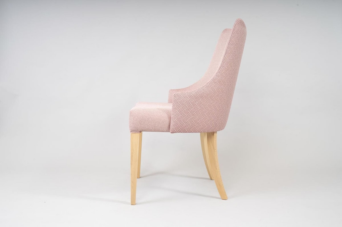 BS514A - Chair, Padded dining chair