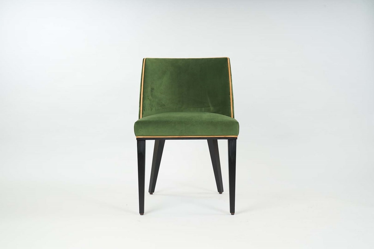 BS541A – Chair, Upholstered dining chair