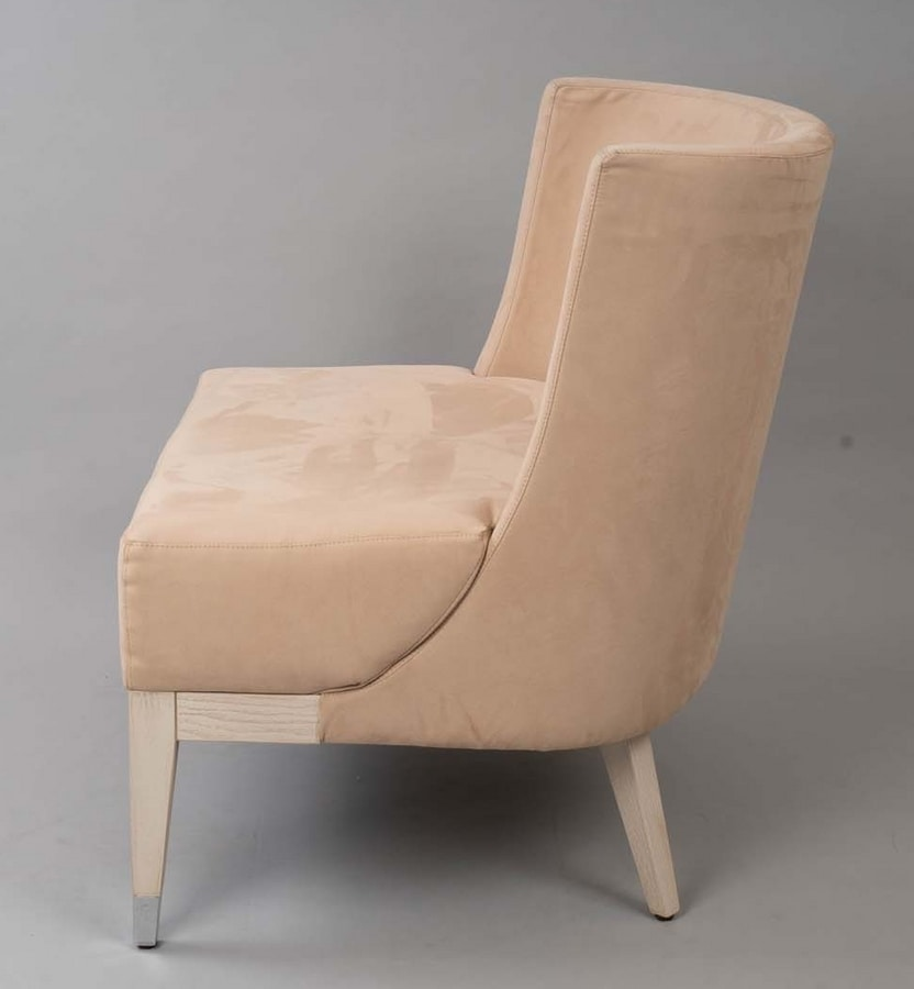 BS600A - Chair, Chair with wide seat