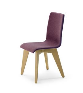CG 858030, Padded wooden chair