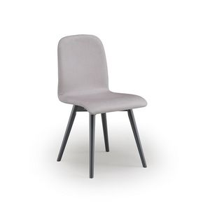 Ciao-W3, Padded wooden chair
