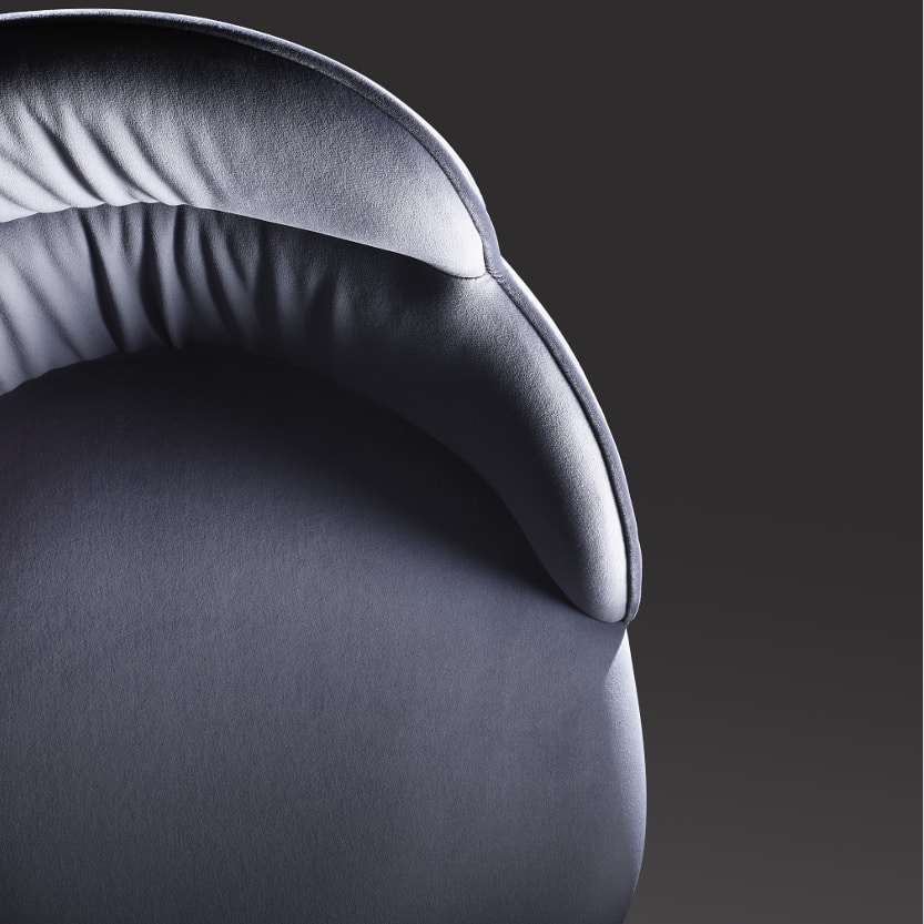 Cloud, Rounded shape chair