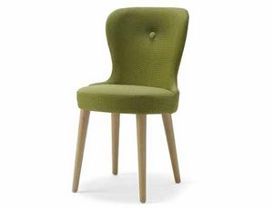 Ebe-S3, Dining chair, with buttons on the backrest