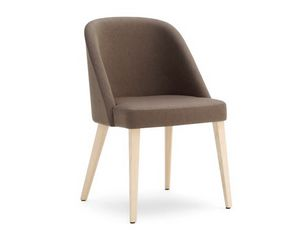 Ginger-S, Chair with a perfect mix of elegance, design and quality