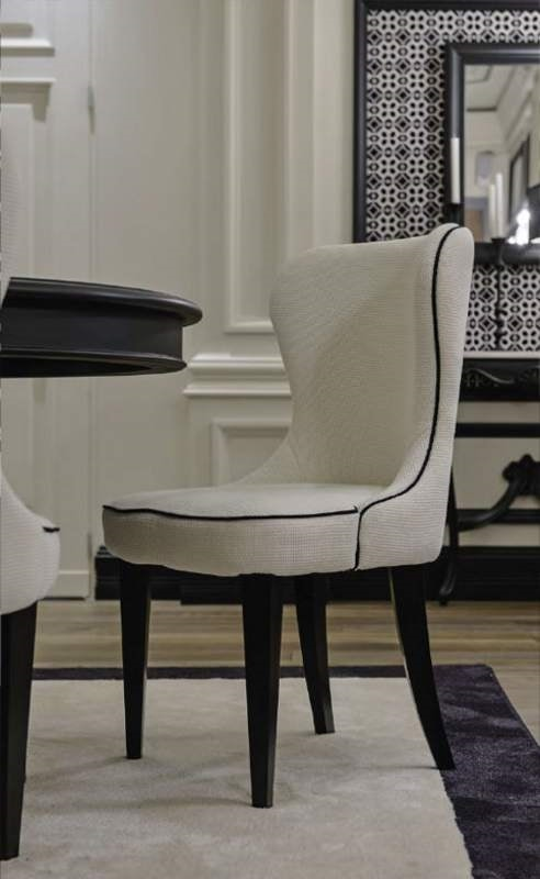 Harry's Bar chair, Padded dining chair