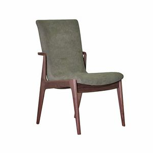 Inge 5107/N, Comfortable chair with rounded profiles