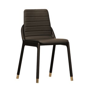 Joyce 5103/F, Ash wood chair with padded seat