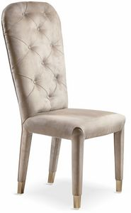 Liz high, Evergreen classic-design chair