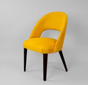 M32, Chair with enveloping backrest.