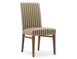 Milena-S, Comfortable upholstered chair for restaurant