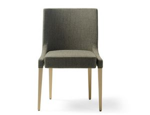 Monna-S, Padded wooden chair for contract use