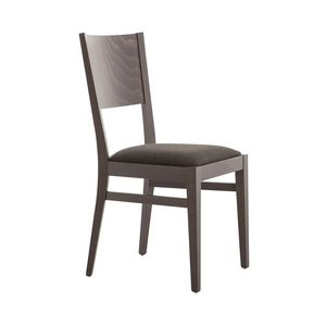 MP472D, Wooden chair for bars and restaurants