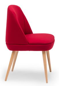 Noemi, Padded chair for waiting areas