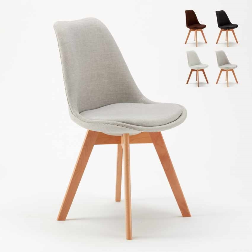 Scandinavian style upholstered chair | IDFdesign