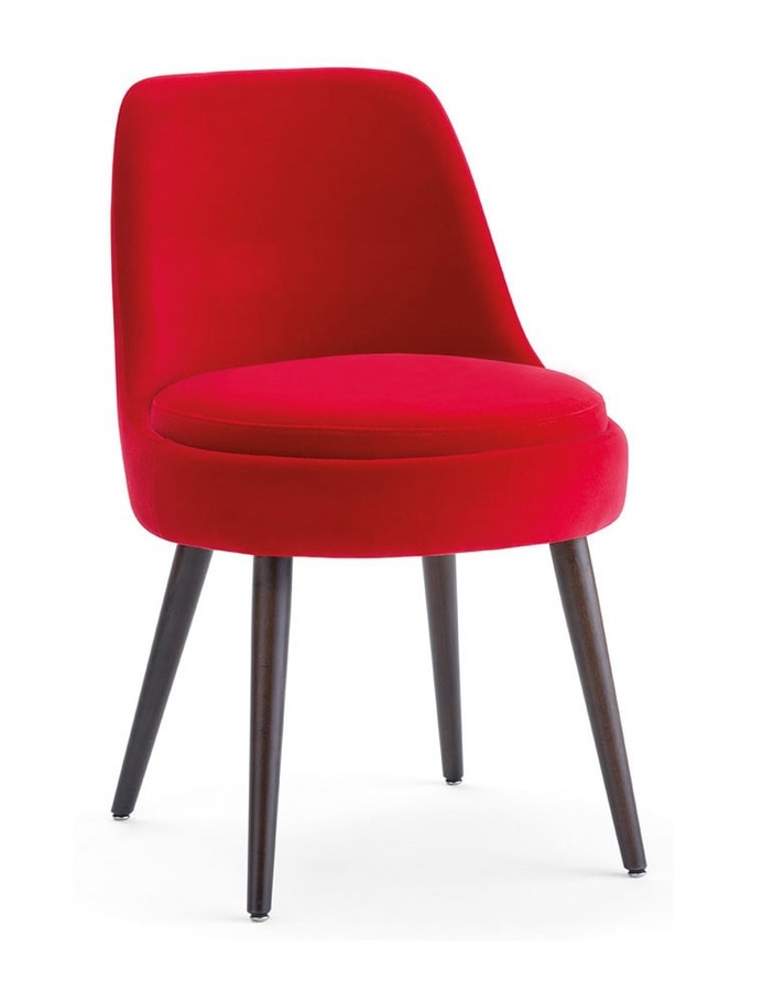 Patty-S, Comfortable padded chair