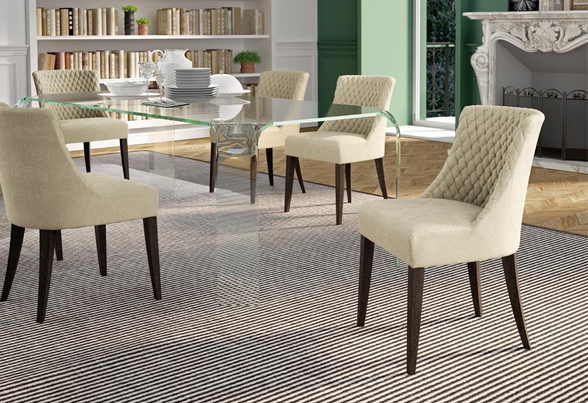 Rita, Contemporary bistro chair