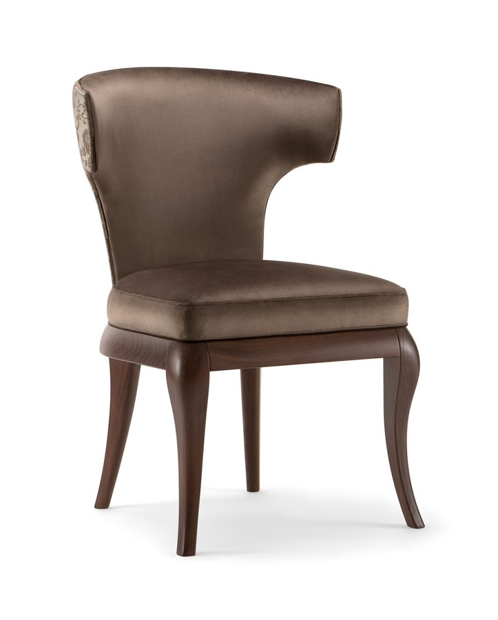 ROSE SIDE CHAIR 066 S, Chair with classic lines